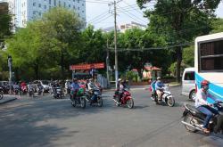 越南第一天:广州-胡志明
