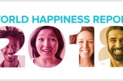 World Happiness Report 2018 世界快乐报告