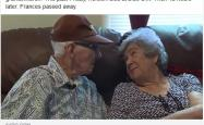 Couple married 71 years die on same day